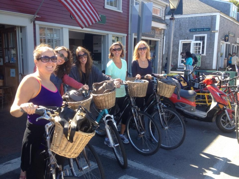 Bike Rentals in Nantucket