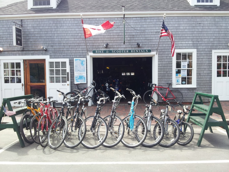 Used Bikes Nantucket
