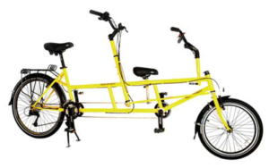 Tandem Bike Rental Nantucket