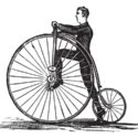 Why Did Penny-Farthings Have One Big Wheel?