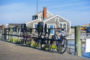 Bikes in Nantucket
